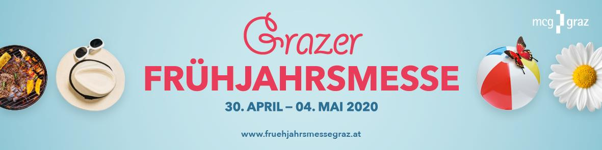 GRAZER FRÜHJAHRSMESSE 2020